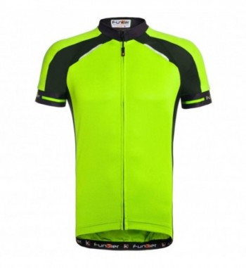 KIDS SS JERSEY FIRENZE NEON YELLOW T10