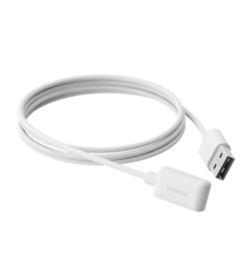 SUUNTO MAGNETIC WHITE USB CABLE